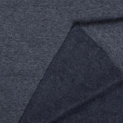 Jogging Fabric- Dark Grey Melange