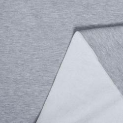 Jogging Fabric- Light Grey Melange