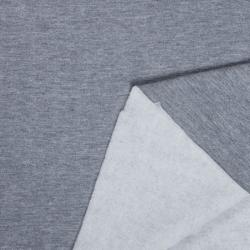 Jogging Fabric- Mid Grey Melange