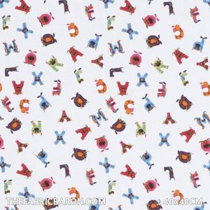 Prints on Cotton (472)
