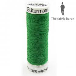 Gutermann Sew-all Thread 200m - Grass Green (396)
